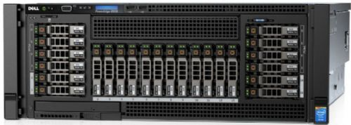 Dell PowerEdge R920 4x E7-4850v2 48x XEON Cores 512GB RAM 24 x 300GB SAS Server